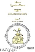 Okładka: Zganiacz-Mazur Liliana, Testy do kształcenia słuchu klasa V  materoały metodyczne