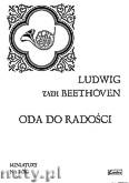 Okładka: Beethoven Ludwig van, Oda do radości