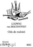 Okładka: Beethoven Ludwig van, Oda do radości na kwartet perkusyjny