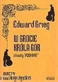 Okładka: Grieg Edward, W grocie króla gór na 2 kontrabasy (z suity Peer Gynt)