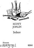Okładka: Joplin Scott, Solace