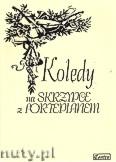 Okładka: Kołłowicz Małgorzata, Kolędy na skrzypce z fortepianem