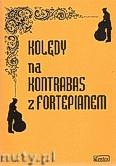 Okładka: , Kolędy na kontrabas i fortepian