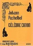 Okładka: Pachelbel Johann, Célébre canon