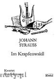 Okładka: Strauss Johann, Im Krapfenwaldl