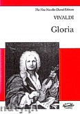 Okładka: Vivaldi Antonio, Gloria (Vocal Score)