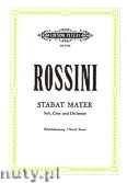 Ok�adka: Rossini Gioacchino Antonio, Stabat Mater for Solists, Choir and Orchestra