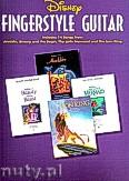 Okładka: Różni, Disney Fingerstyle Guitar