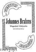 Okładka: Brahms Johannes, Kołysanka na kwartet smyczkowy