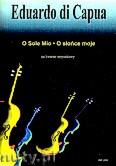 Okładka: Capua Eduardo di, O sole mio (O słońce moje) na kwartet smyczkowy