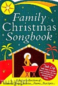 Okadka: Ramage Heather, Family Christmas Colour Songbook + Yule Log DVD