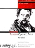 Okładka: Różni, Russian Operatic Arias for Bass 19th and 20th Century Repertoire