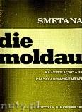 Okładka: Smetana Bedrich, Die Moldau