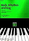 Ok�adka: Stecher Melvin, Horowitz Norman, Gordon Claire, Rock, Rhythm And Rag for Piano, Book 4