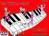 Ok�adka: Pace Robert, The Way To Play, Book 2