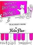 Ok�adka: Pace Helen, Moppets' Rhythms And Rhymes - Teacher's Book