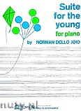 Okładka: Joio Norman Dello, Suite For The Young