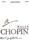 Ok�adka: Chopin Fryderyk, Walce. Seria B. Utwory wydane po�miertnie, tom III