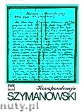 Okładka: Chylińska Teresa, Korespondencja, t. 1 (1903 - 1919)
