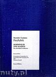 Okładka: Przybylski Bronisław Kazimierz, Poranek w ogrodzie na orkiestrę akordeonową (partytura + głosy)