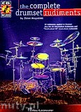 Ok�adka: Magadini Peter, The Complete Drumset Rudiments