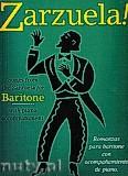 Okładka: Webber Christopher, Zarzuela! Baritone