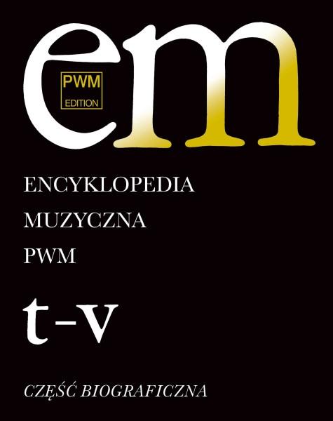 Ok�adka: , Encyklopedia muzyczna t.11 -  T-V