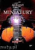 Ok�adka: Kasprzyk Jan, Miniatury na gitar�
