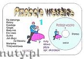 Okładka: Wiśniewski Stanisław, Przeboje weselne na akordeon zeszyt. 1 + CD