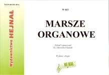 Okładka: Różni, Marsze organowe
