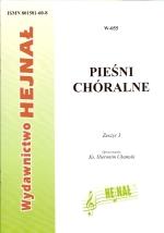 Okładka: , Pieśni chóralne, z. 3