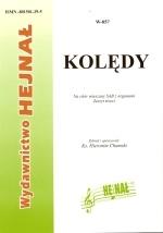 Ok�adka: , Kol�dy na ch�r mieszany SAB z organami, z. 3