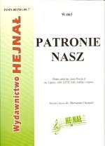 Ok�adka: Chamski ks. Hieronim, Patronie nasz