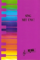 Okładka: , Rozśpiewany szkolny rok z. 4, Sing mit uns! Piosenki w języku niemieckim