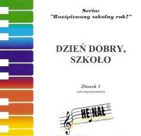 Okładka: , RSR 01 CD Dzień dobry, szkoło!