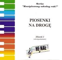 Ok�adka: , RSR 02 CD Piosenki na drog�. Piosenki o ruchu drogowym.