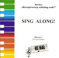 Ok�adka: , RSR 03 CD Sing along! Piosenki w j�zyku angielskim.