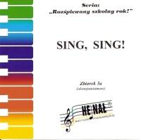 Ok�adka: , RSR 03a CD Sing along! Piosenki w j�zyku angielskim.
