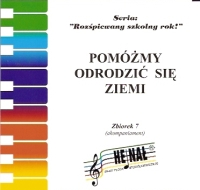 Ok�adka: , RSR 07 CD Pom�my odrodzi� si� ziemi. Piosenki ekologiczne.