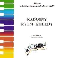 Ok�adka: , RSR 08 CD Radosny rytm kol�dy. Pastora�ki i kol�dy.