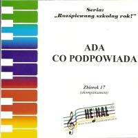 Okładka: , RSR 17 CD Ada, co podpowiada