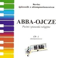 Okładka: , ABBA-OJCZE akompaniamenty CD nr  1