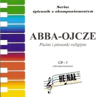 Okładka: , ABBA-OJCZE akompaniamenty CD nr  3