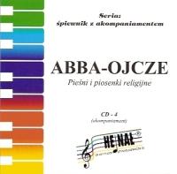 Okładka: , ABBA-OJCZE akompaniamenty CD nr  4