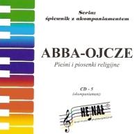 Okładka: , ABBA-OJCZE akompaniamenty CD nr  5