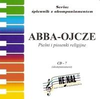 Okładka: , ABBA-OJCZE akompaniamenty CD nr  7