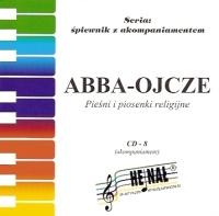 Okładka: , ABBA-OJCZE akompaniamenty CD nr  8