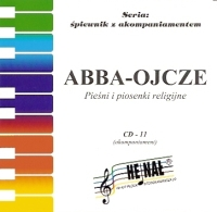 Okładka: , ABBA-OJCZE akompaniamenty CD nr 11