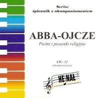 Okładka: , ABBA-OJCZE akompaniamenty CD nr 12