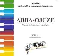 Okładka: , ABBA-OJCZE akompaniamenty CD nr 13